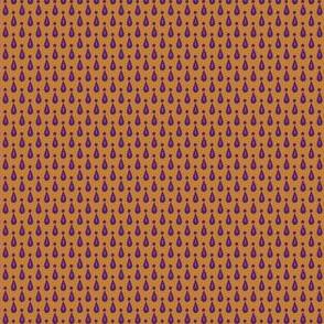 Peoria Rose - Pendants (Royal Gold)