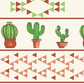 Striped Cacti