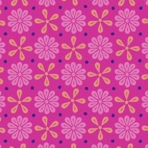 Peoria Rose - Flowers (Furiously Fuchsia)