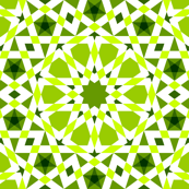 decagon stars : verdant