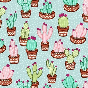 Confetti Cactus - mint