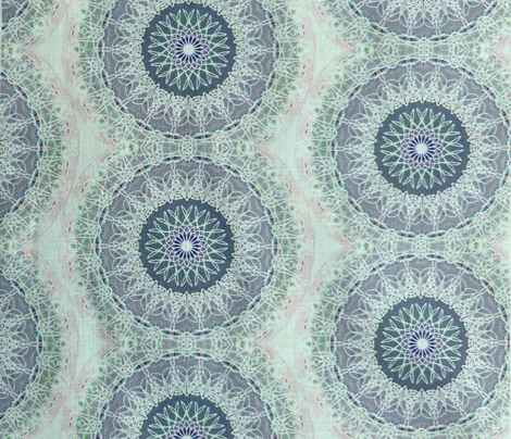 Lace kaleidoscope