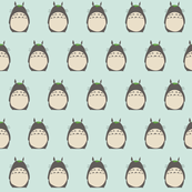 Totoro (small print)