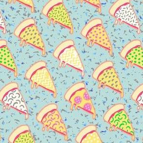 Confetti Pizza - mint
