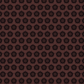 Protective Symbol Brown