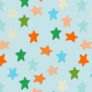 Paler beach stars