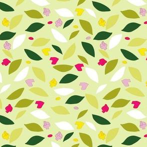 Nicola's Garden green