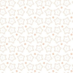 Star Fish // Coral
