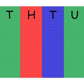 Montessori Maths Mats