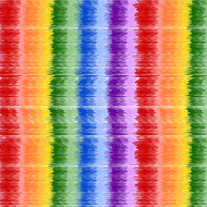 Ombre - Rainbow Vertical Smaller