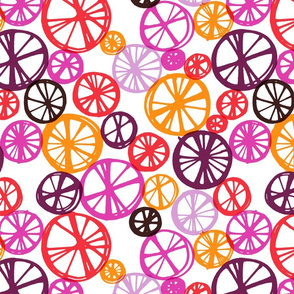 Modern Circle Doodles