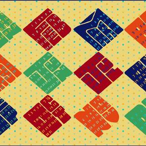 Glyph Calendar 2016