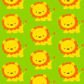 Little Lion Green