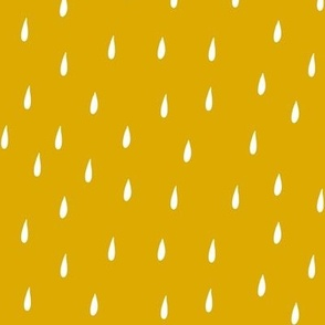 rain mustard ( raccoon collection )