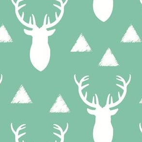 Deer_Triangles_Vintage_Sea_Mist