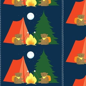 Campfire Bears