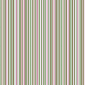 Pink Brown Green Colou Stripes