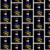 Batman Action Figure Portrait