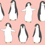 Baby Pingu - Pale Pink by Andrea Lauren