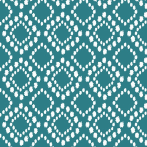 Dotty, Teal
