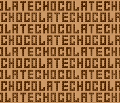 chocolate = tech-o-cola