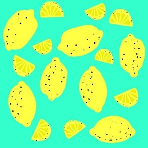 Sunkissed Lemons
