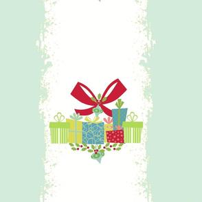 Gifts 16 sea glass - tie dye