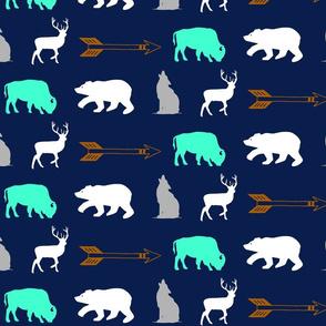 Wildlife & arrows