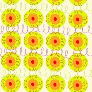 sunflower design