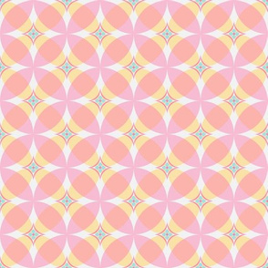Abstract geometric pattern.