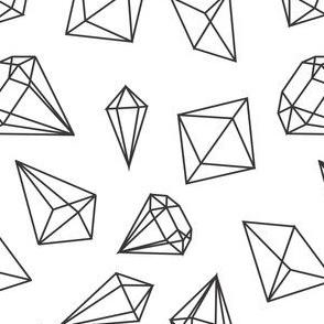GeometricShapesBW