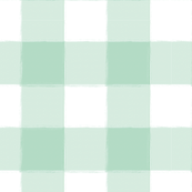 Mint Buffalo Check Gingham