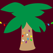 Holiday Palm