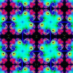 fractal  curl