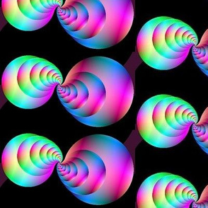 fractal kiss