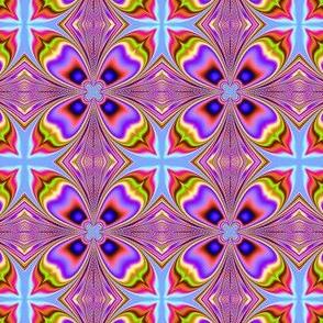 fractal pretty petals