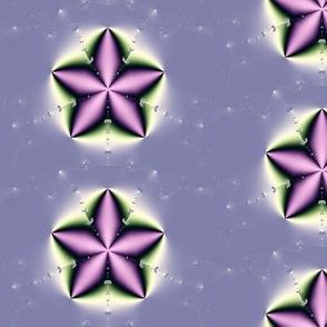 fractal star fish