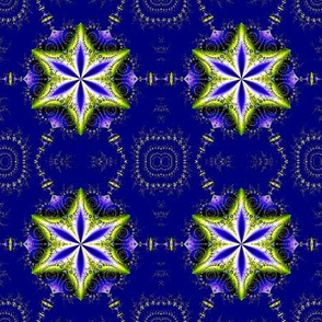 fractal star navy