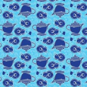 I've got the BLUES!