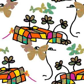 Butterfly Wink, Wink