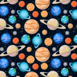 Planetary space