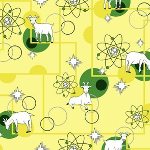 Atomic Goats yellow