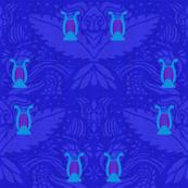 Blue Lyre
