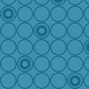 Blue Pear Coordinate
