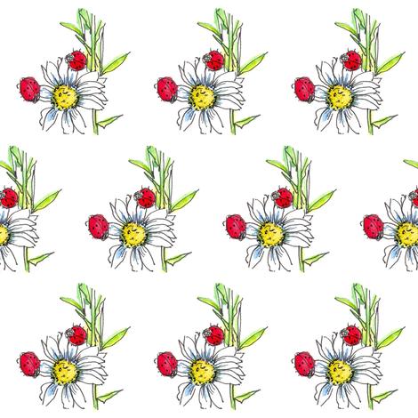 Daisy Ladybugs