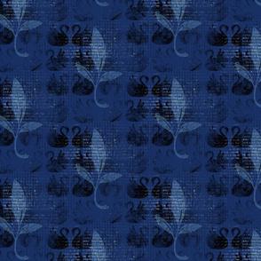 Schwan (Blue)