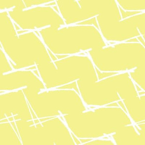 White Fences - Light Yellow
