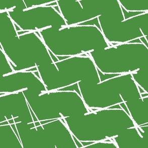 Fences - Green