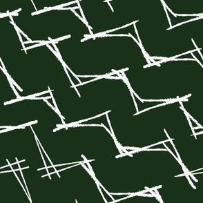 Fences - Dark Green