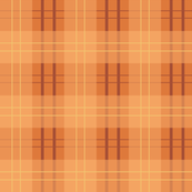 Orange Jougasaki Plaid